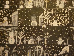infants snow 1