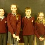 U13 Schools Quiz Team