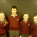 U13 School Quiz Team