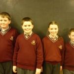 U11 Schools Quiz Team