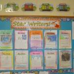 Star Writers in Infants!