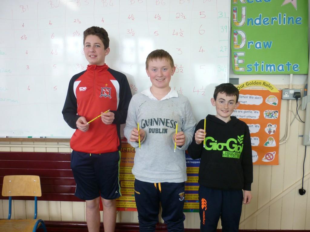 Seachtain na Gaeilge i Scoil Náisiúnta Cill t-Síle